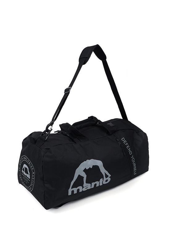 191889b8bafe60 Kliknij, aby powiększyć; MANTO torba sportowa / plecak DEFEND XL czarna