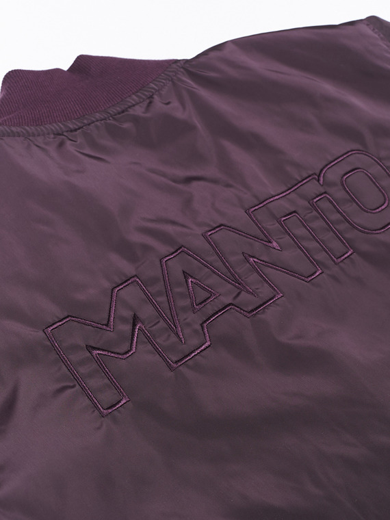 MANTO kurtka flyers PLUM