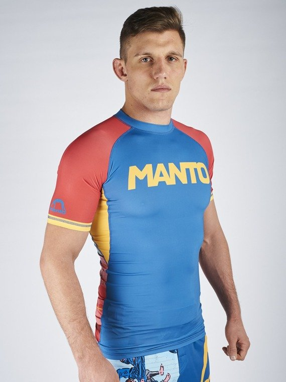 MANTO rashguard GYM