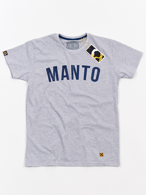 MANTO t-shirt ARC melanż