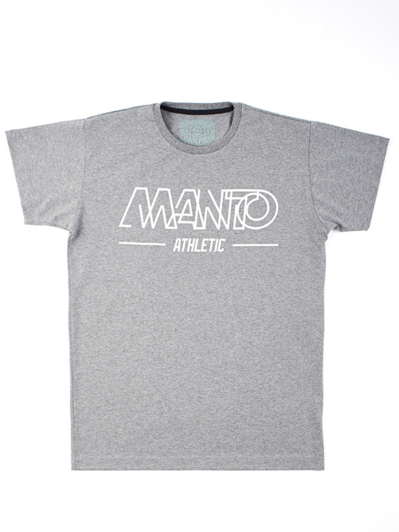 MANTO t-shirt FUTURE melanż